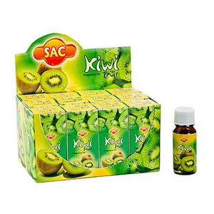 Sac Kiwi Aroma Oil - 10ml (1/3 Fl. Oz), Set of 3