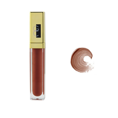 Color Your Smile Lighted Lip Gloss Cocoa Bean