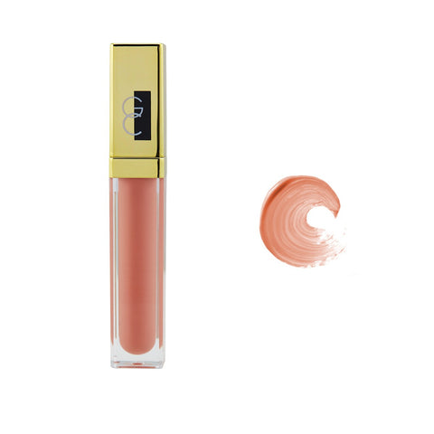 Color Your Smile Lighted Lip Gloss Nude