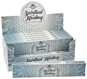 Hem Spiritual Healing Incense - 15 Gram Pack (12 Packs Per Box)