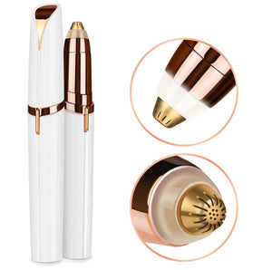 Multi Function Lipstick Eyebrow Trimmer -  Epilator Pen
