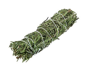 "Rosemary Smudge Stick - 8""L (Large)"