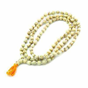 Tulasi Prayer Mala (knot) - 8 mm