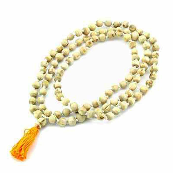 Tulasi Prayer Mala (knot) - 10 mm