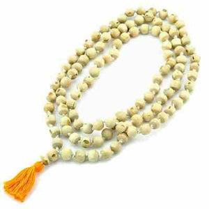 Tulasi Prayer Mala (knot) - 12 mm