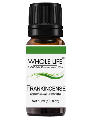 100% Pure Frankincense Essential Oil - Boswellia serrata | 10ml