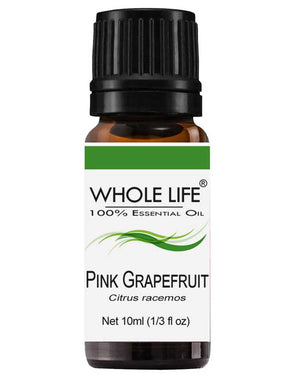 100% Pure Pink Grapefruit Essential Oil - Citrus racemosa | 10ml