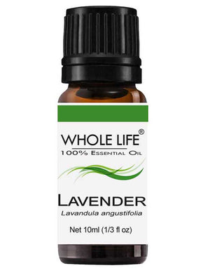 100% Pure Lavender Essential Oil - Lavandula angustifolia | 10ml