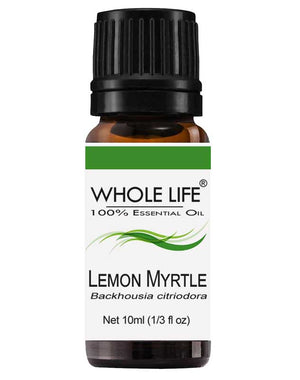 100% Pure Lemon Myrtle Essential Oil – Backhousia citriodora | 10ml
