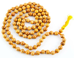 Wooden Prayer Mala Superfine Knotted - 10mm