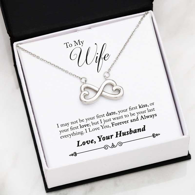 To My Wife - Infinity Hearts - Forever and Always
