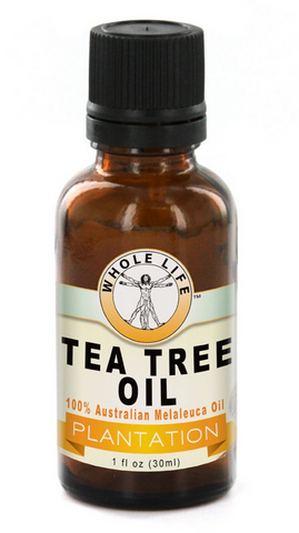 Whole Life Pure Tea Tree Oil, 100% Australian - 30ml …
