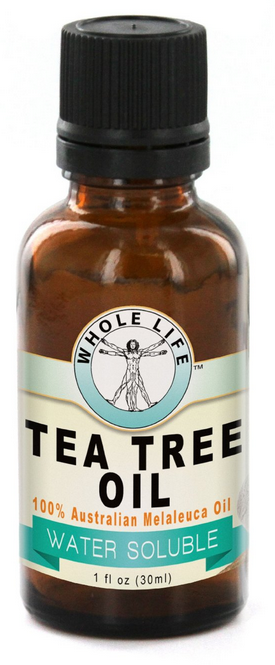 Whole Life Water Soluble Tea Tree Oil, 100% Australian - 30ml