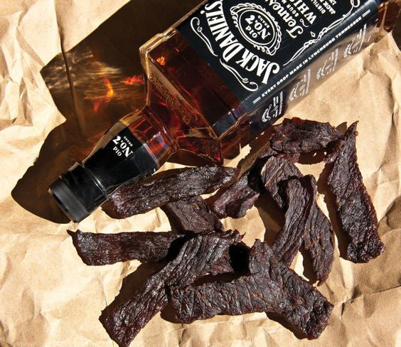 Whiskey Laced Jerky