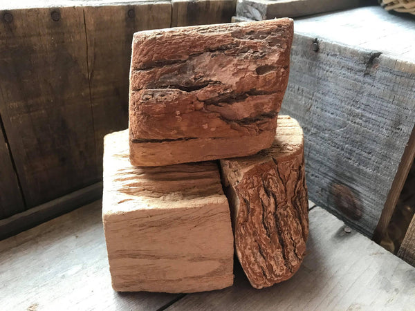 Large Wood Chunks - Competition