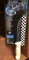 "Stal 6"" Wide Stiff Boning Knife - Humphreys Smokers"