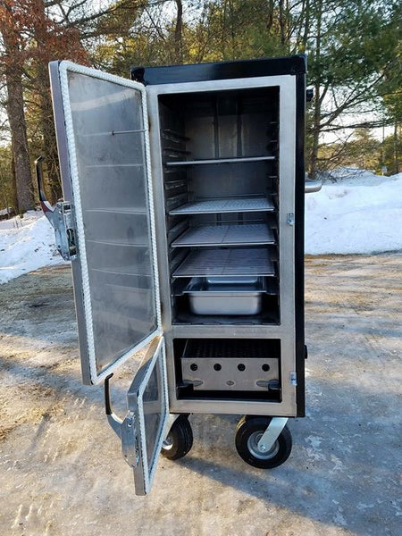 Stainless Steel Convection/Cook Chamber - Humphreys Smokers