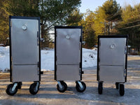 Stainless Steel Doors - Humphreys Smokers