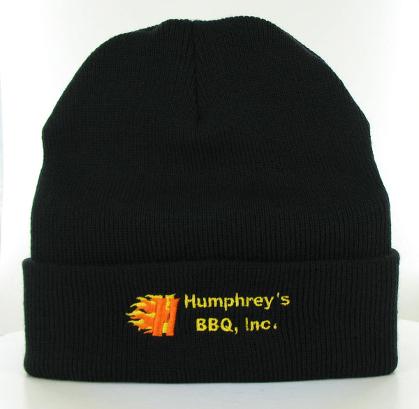Knit Beanie Hat - Humphreys Smokers