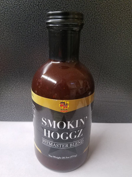 Smokin Hoggz BBQ Sauce - Pitmaster Blend - Humphreys Smokers
