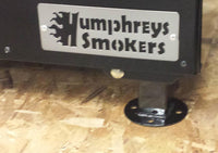 Removable Feet and Legs - Humphreys Smokers