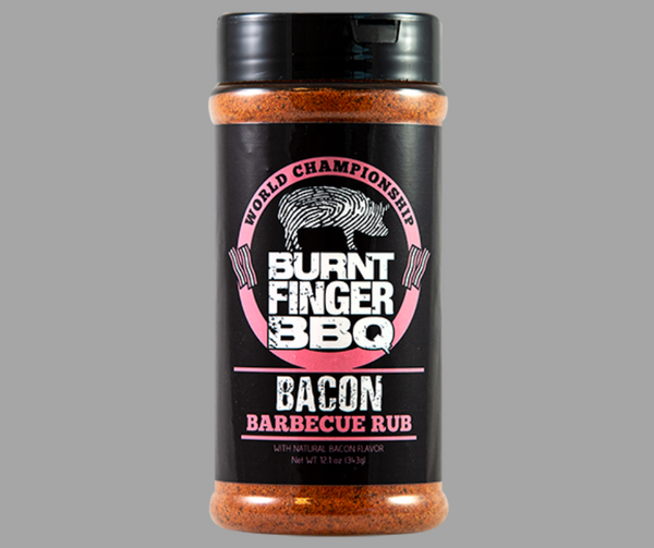 Burnt Finger BBQ Bacon Rub