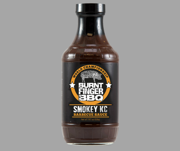 Burnt Finger BBQ KC Smokey BBQ Sauce