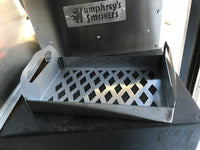 Stainless Steel Firebox - Humphreys Smokers