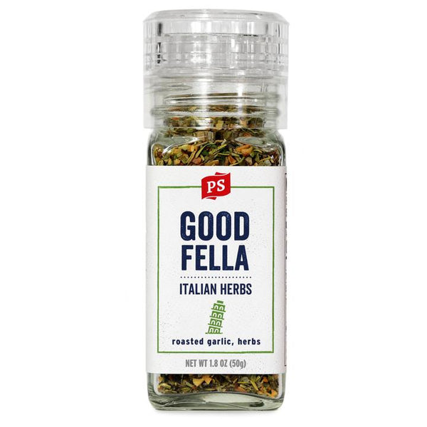 PS Seasoning - Good Fella Italian Herb Seasoning Grinder