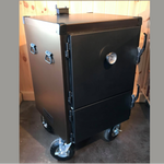 Bronze Metallic Qube'd Box - Humphreys Smokers