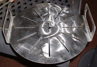 Stainless Steel Pizza Pans - Humphreys Smokers