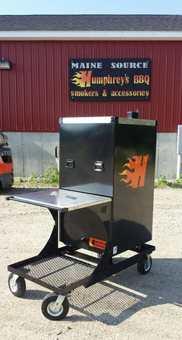 Battle Wagon - Smoker Cart