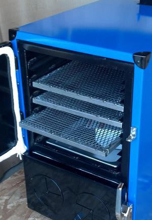 Additional Racks - expanded metal - Humphreys Smokers