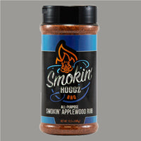Smokin' Hoggz BBQ Smokin' Applewood Rub - Humphreys Smokers