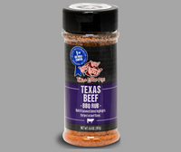 Three Little Pigs Texas Beef BBQ Rub