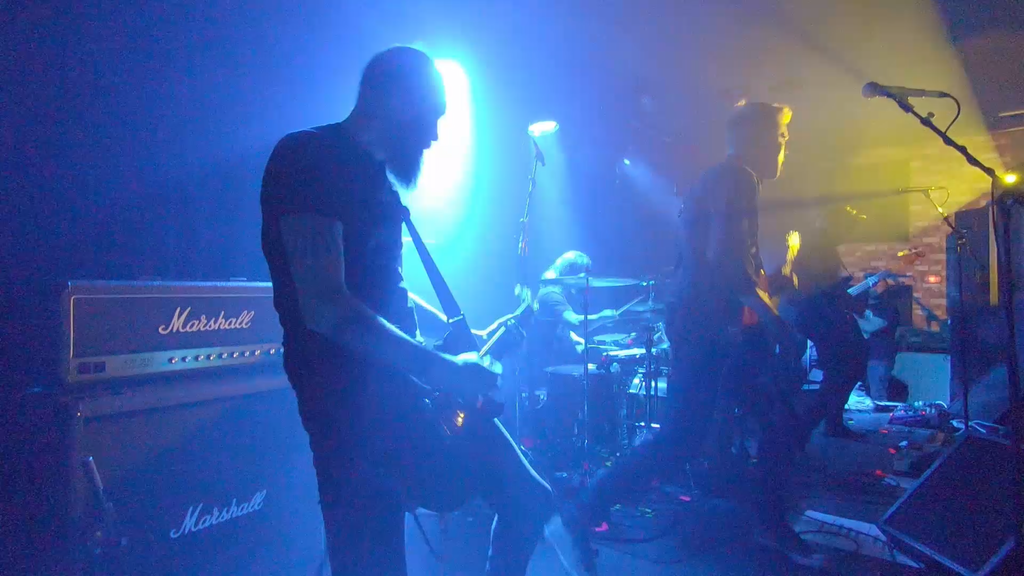 'Meet Me At My Funeral' Live at Nambucca