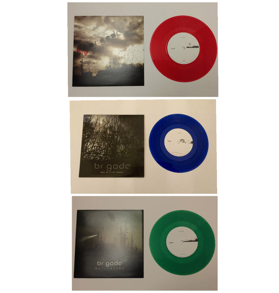 """Lights"" Vinyl bundle Free P&P"