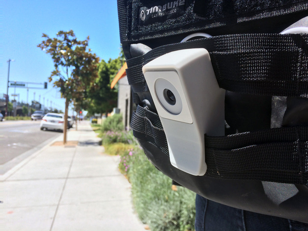 Mo: A Motorcycle Backpack Cam by Danny Song