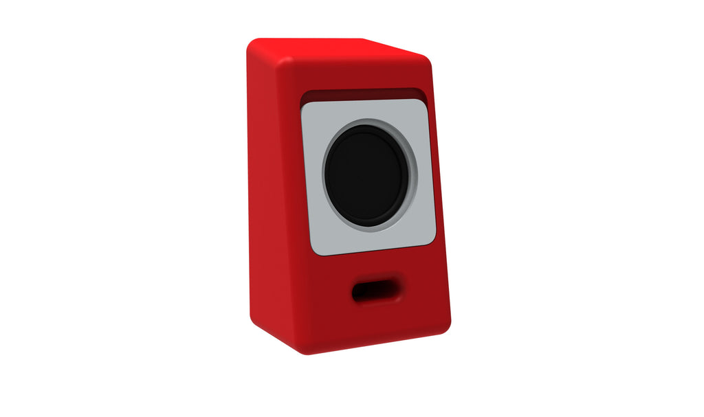 Red: A Bluetooth Speaker by Alexandre Jais