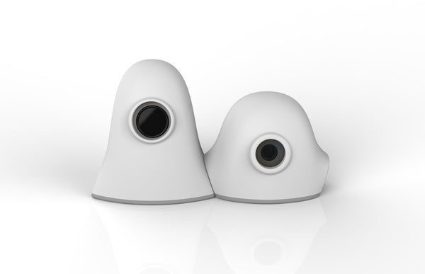 Boo: an Alexa Speaker + Security Cam by Aline Pittner