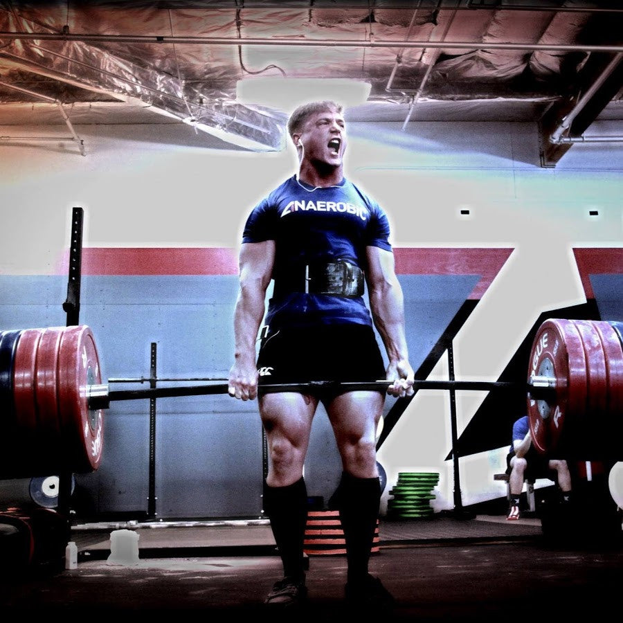 An inside look at Vitalize athlete and elite powerlifter Cody Lefever