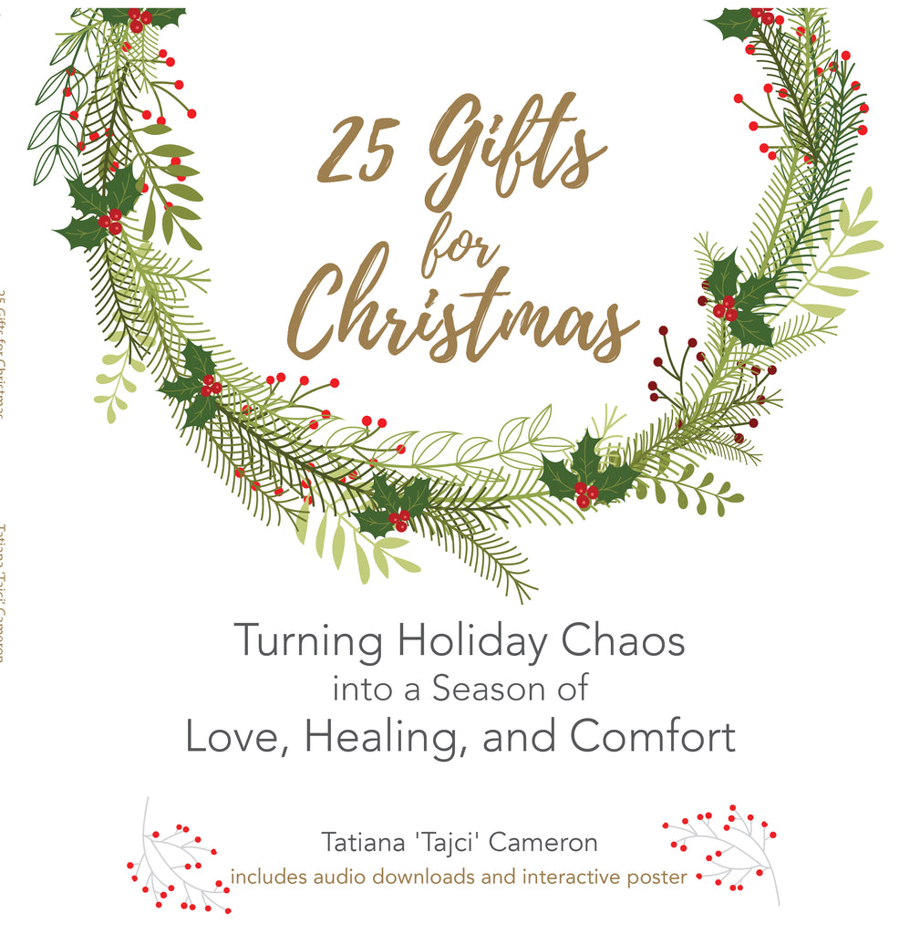 25 Gifts For Christmas - Book