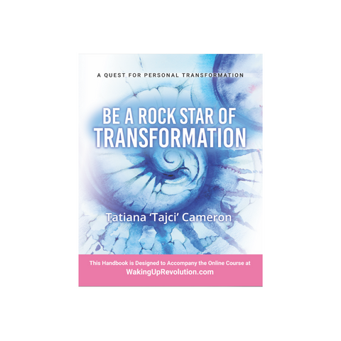 Be a Rock Star of Transformation - COURSE BOOK