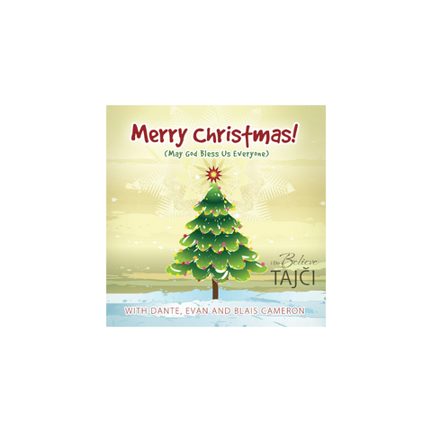 Merry Christmas EP - CD