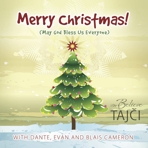 Merry Christmas EP CD