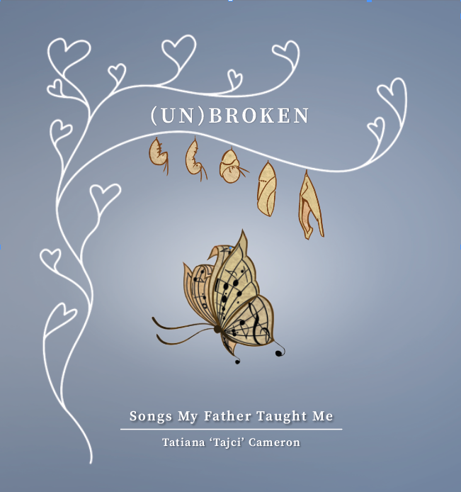 (Un)Broken - Songs My Father Taught Me - Book