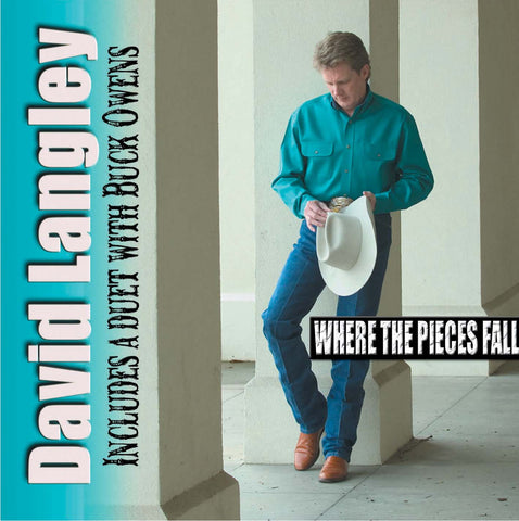 Where the Pieces Fall CD