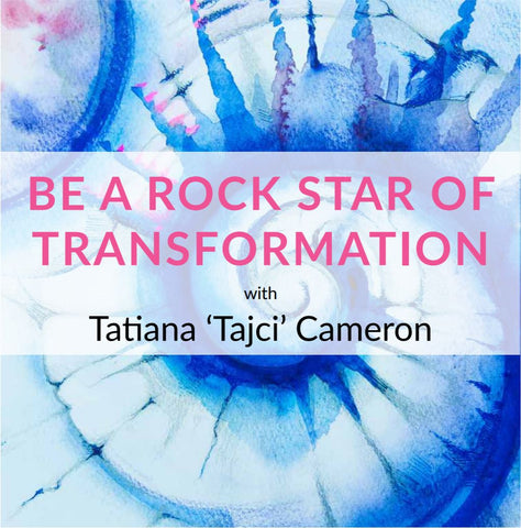 Be a Rock Star of Transformation (March Special)
