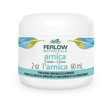 FERLOW BOTANICALS ARNICA CREAM  60 ML