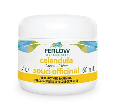 FERLOW BOTANICALS CALENDULA CREAM 60 ML